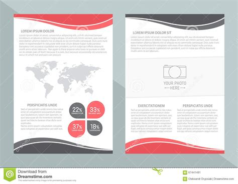 Book Inner Page Design Templates