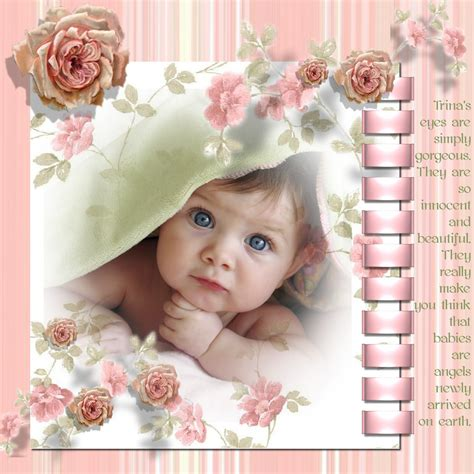 scrapbook layout for baby baby scrapbooking ideas media kit scrapbook max