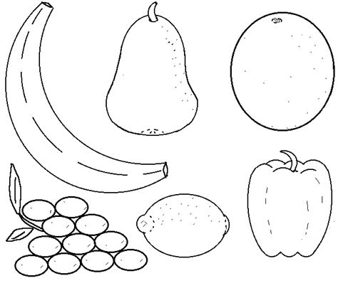 fruit templates fruit and vegetable template free search