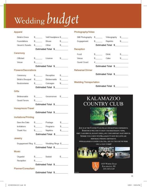 Wedding Budget Excel Spreadsheet Uk by Wedding Planning Spreadsheet Template Haisume