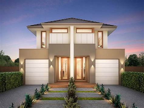 Duplex Designs | duplex blueprints and plans luxury duplex house plans