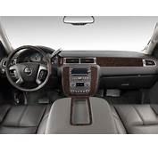 2012 GMC Yukon XL 2WD 4 Door 1500 Denali Dashboard