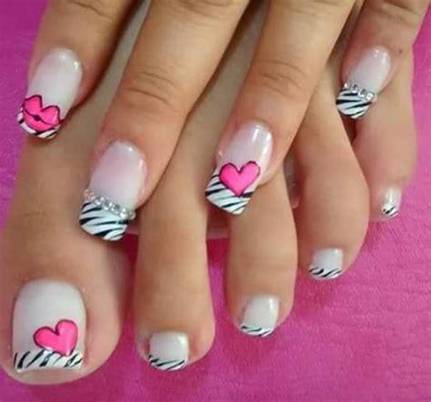 decorados de uñas para niñas pies decoraciones de u 241 as bonitas y modernas im 193 genes con