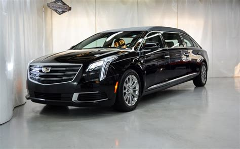 2020 Cadillac Limo by Cadillac Xts 48 Quot Platinum Raised Roof Limo Parks