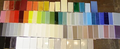 colored subway tile backsplash colored subway tile 9425