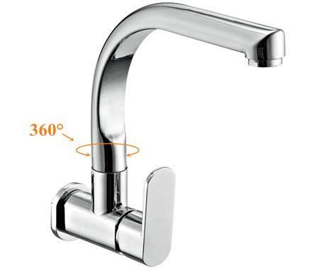 wall faucet kitchen in wall kitchen faucet for kitchen single cold tap sink