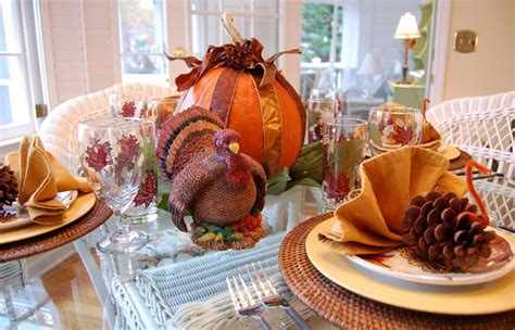 Thanksgiving Home Decor Ideas by Thanksgiving Decorating Ideas Corner