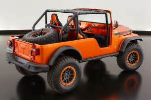 Jeep Jeep Sema 2016 Cj66 Is A Jeep And Mopar Mashup Jk Forum