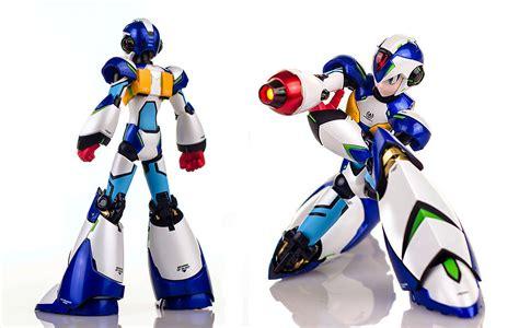 game design mega man x megaman x designer series x boost anime remix