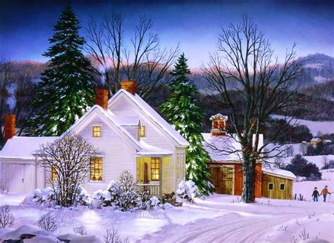 imagenes navideñas animadas para fondo de pantalla postales de paisajes de navidad fondos de pantalla y
