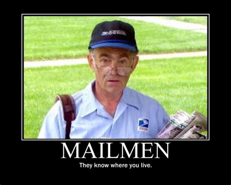 does the mailman come on kallienotfornia coffee made me do it
