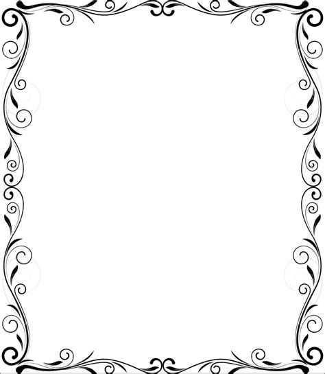 frames vector free flourish frame vector design royalty free stock image