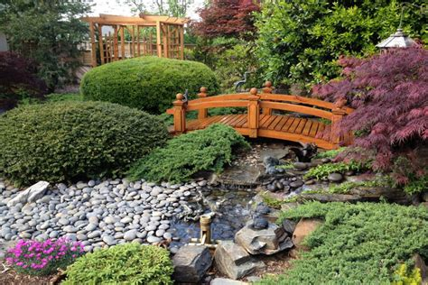 japanese garden bridge 5 garden bridges you ll want for your own home