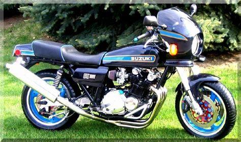 1978 Suzuki Gs1000 Suzuki Gs1000 1100