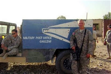 Army Post Office by Post Office Apo Ghazni Afghanistan St