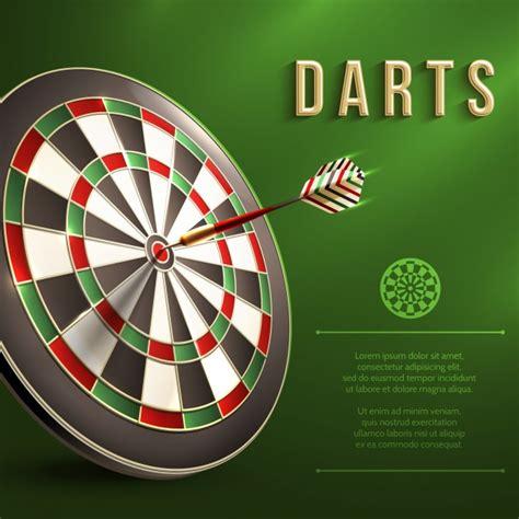 dart design darts background design vector premium