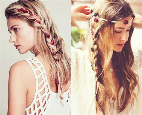 ethnic braid hairstyles boho braids hairstyles 2017 to get boho chic look