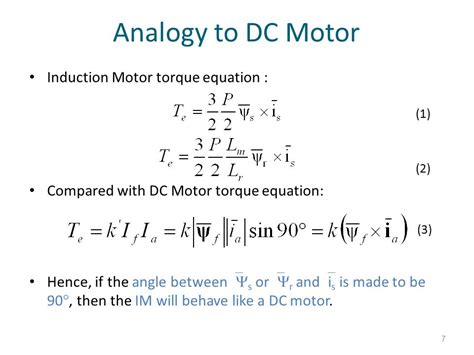tutorial on vector control of induction motor induction motor vector control or field oriented control