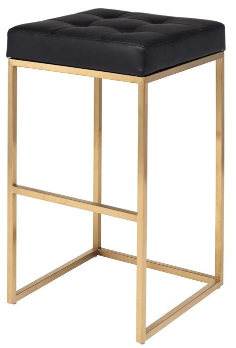 Nuevo Chi Bar Stool by Nuevo Gold Chi Bar Stool Advancedinteriordesigns