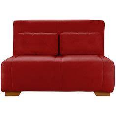 buy john lewis strauss small sofa bed, mason coastal red