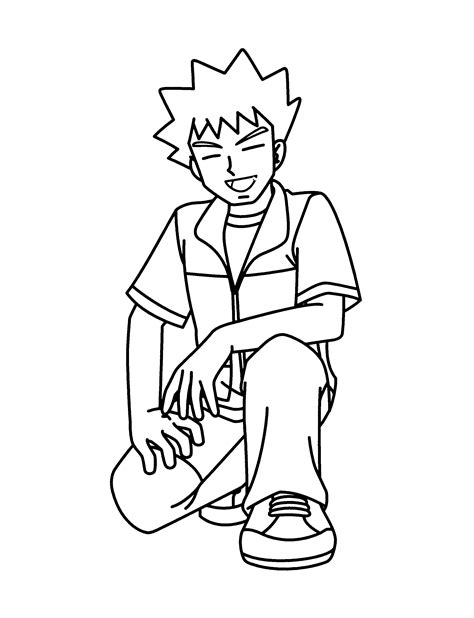 pokemon trainer coloring pages pokemon advanced coloring pages color pokemon trainers