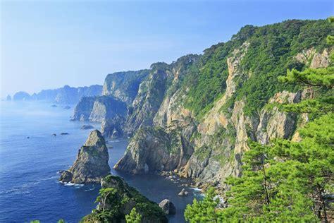 Japan Address Search Kitayamazaki Coast Zekkei Japan