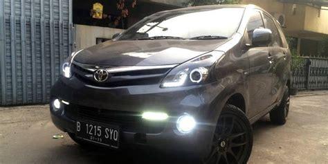 Lu Led Mobil Avanza Informasi Lengkap Otomotif Jakarta