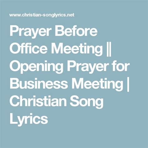 opening prayer best 25 opening prayer ideas on