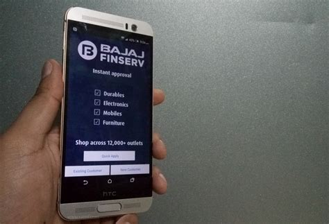 bajaj finance loan status get instant emi finance on electronics with bajaj finserv