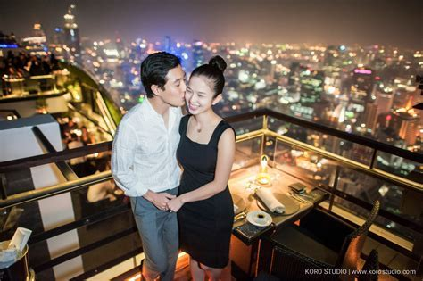 Proposal Joey and Cindy from South Korea   Thailand Best