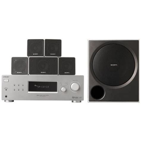 sony htd dw790 component home theater system