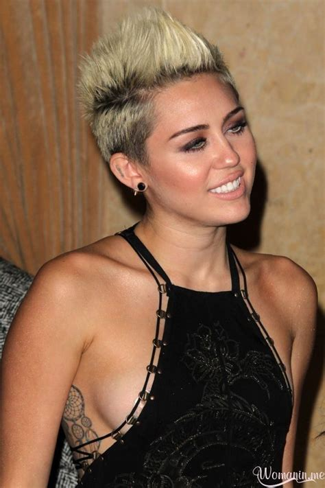 what do you call miley cyrus haircut 17 best images about short sexy hair on pinterest