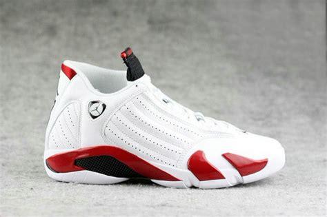 Air 14 Retro White air 14 xiv retro unisex white black 487471 101 white shoes