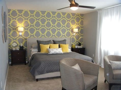 Grey Yellow Bedroom by Grey And Yellow Bedroom Pictures Grey And Yellow Room