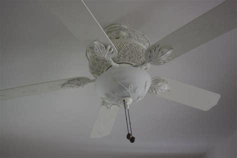 shabby sheek ceiling fan casa vieja courtyard chic