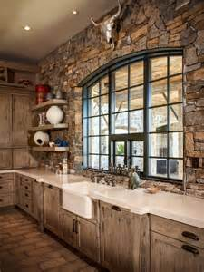 rustic houston kitchen design ideas amp remodel pictures houzz with red backsplash