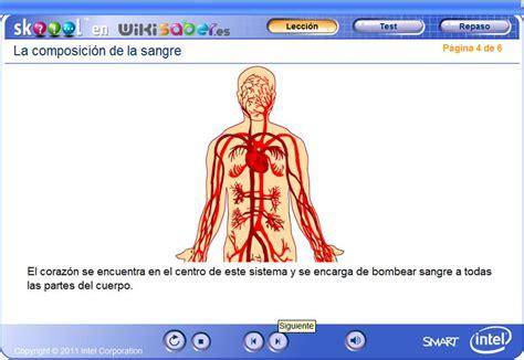 la sangre de los b0062xe6ao composici 243 n de la sangre recurso educativo 49481 tiching