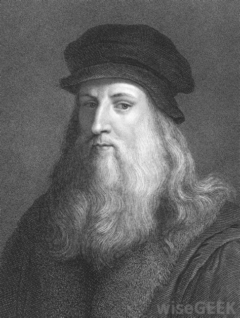 8 Things You Probably Didn't Know About Leonardo da Vinci