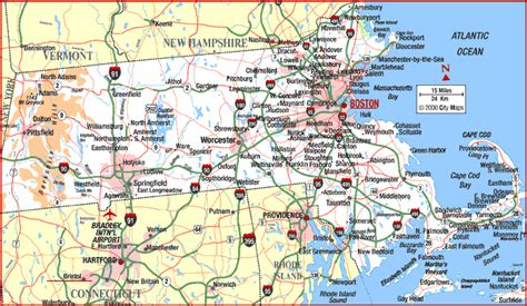 map of ma cesgekacer map of massachusetts cities