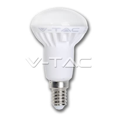 led len e14 žiarovka reflektor led 6w e14 r50 3000k 350lm 120