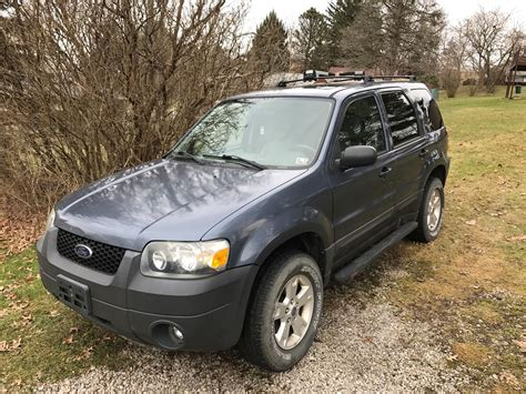 2005 Ford Escape For Sale by 2005 Ford Escape For Sale By Owner In Clarion Pa 16214