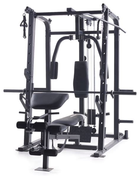 weider pro 8500 smith cage traditional home