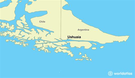 Smallest by Where Is Ushuaia Argentina Ushuaia Tierra Del Fuego
