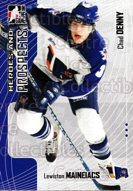 Dennys E Gift Card - center ice collectibles chad denny hockey cards