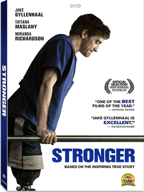 Blanket Covers by Stronger Dvd Release Date December 19 2017