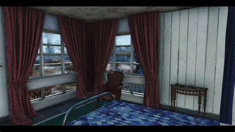 just drapes just curtains fallout 4 mod cheat fo4