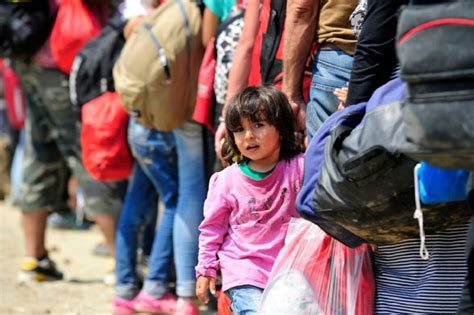 Refugee Background Check Security Agencies Up To The Task Of Screening Syrian Refugees Ralph Goodale Says