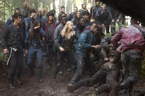 The 100 season 1 episode 4 murphy s law tv com