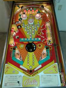 bally strikes and spares pinball machine bally strikes and spares for sale maine pinball repair