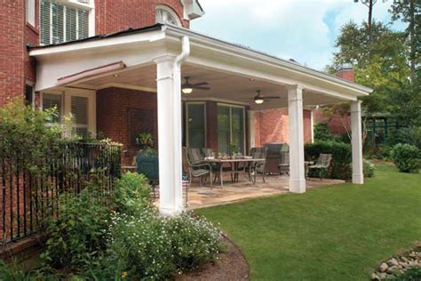 offene veranda open porch designs